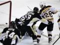 NHL: Пингвины упустили победу над Бостоном