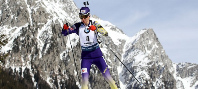 Пидгрушная и Пидручный квалифицировались в масс-старт на чемпионате мира