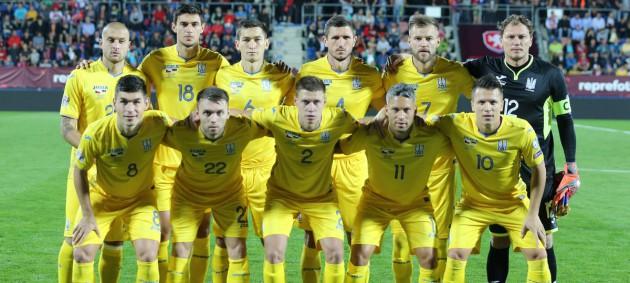 Украина в Лиге наций: подопечные Шевченко проиграли Словакии, но выиграли группу B1