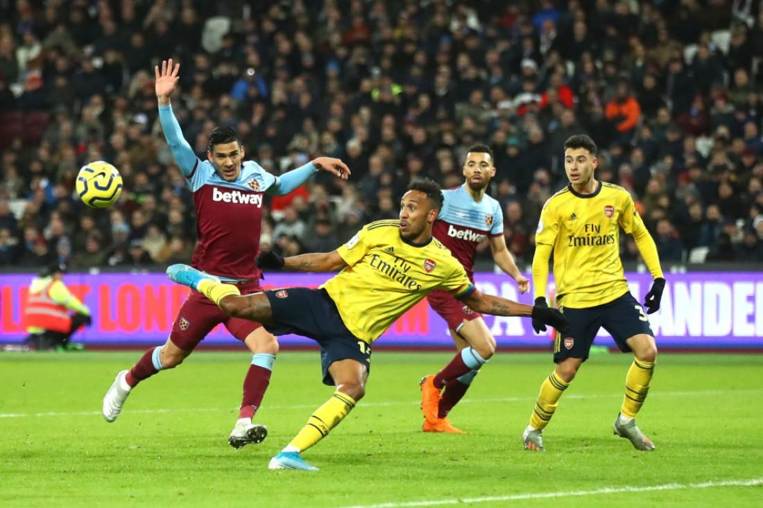 Вест Хэм - Арсенал: видео голов
