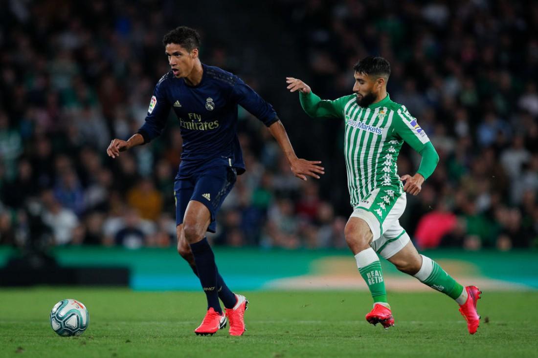 Бетис - Реал: видео голов и обзор матча
