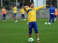Футбол с серьезными лицами. Украина готовится к Сан-Марино