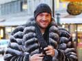 Пи**ец какие холода: Фьюри нацепил шубу в двухградусный мороз