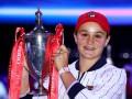 Итоговый турнир WTA: Барти стала победительницей турнира