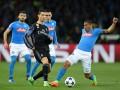 Роналду раскритиковал игроков Реала за действия в обороне в матче с Наполи