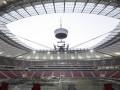 У арены к Евро-2012 в Варшаве могут быть проблемы с раздвижной крышей