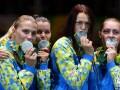 Украинские саблистки завоевали серебро Олимпиады