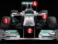 СМИ обнародовали фото нового болида Mercedes