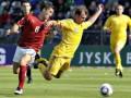 Евро-2011: Украина ничем не уступает родоначальникам футбола