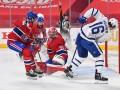 Кубок Стэнли: Торонто уничтожил Монреаль, Каролина в овертайме дожала Нэшвилл