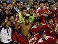 Сборная Северной Кореи впервые с 1966 года пробилась на Чемпионат мира