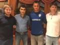 Экс-вратарь Шахтера продолжит карьеру в Азербайджане