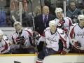 NHL: Овечкин не смог остановить Акул