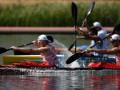 Россия выигрывает последнюю медаль в гребле на Олимпиаде-2012