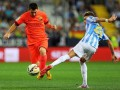 Чемпионат Испании: Барселона и Малага выдали скучную ничью
