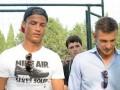 Как Шевченко и Роналду открывали академию в Грузии