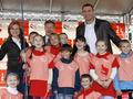 Фотогалерея: Виталий Кличко и дети