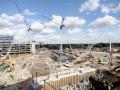 Стройка века: снесли последнюю часть легендарного стадиона Тоттенхэма