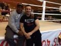 Виталий Кличко побывал в тренировочном лагере своего брата (ФОТО)