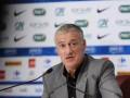 Тренер сборной Франции: Голы Украины шокировали нас