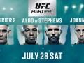 UFC on FOX 30: видео онлайн трансляция турнира