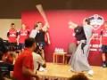 В Японии футболисты Арсенала устроили разборки на мечах