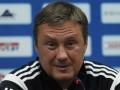 Хацкевич: Будем играть не за Украину – она должна была решать свои вопросы сама