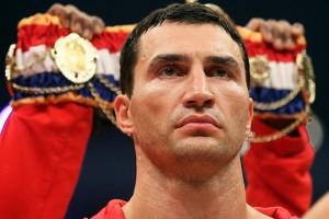 Владимир Кличко в 2013 году больше не выйдет на ринг