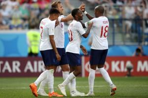 Сборная Англии впервые в истории забила пять мячей в матче чемпионата мира