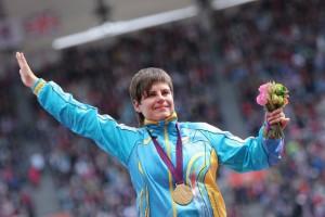 Мария Помазан выиграла золото