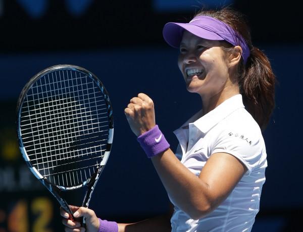 На Ли также стала полуфиналисткой Australian Open-2013