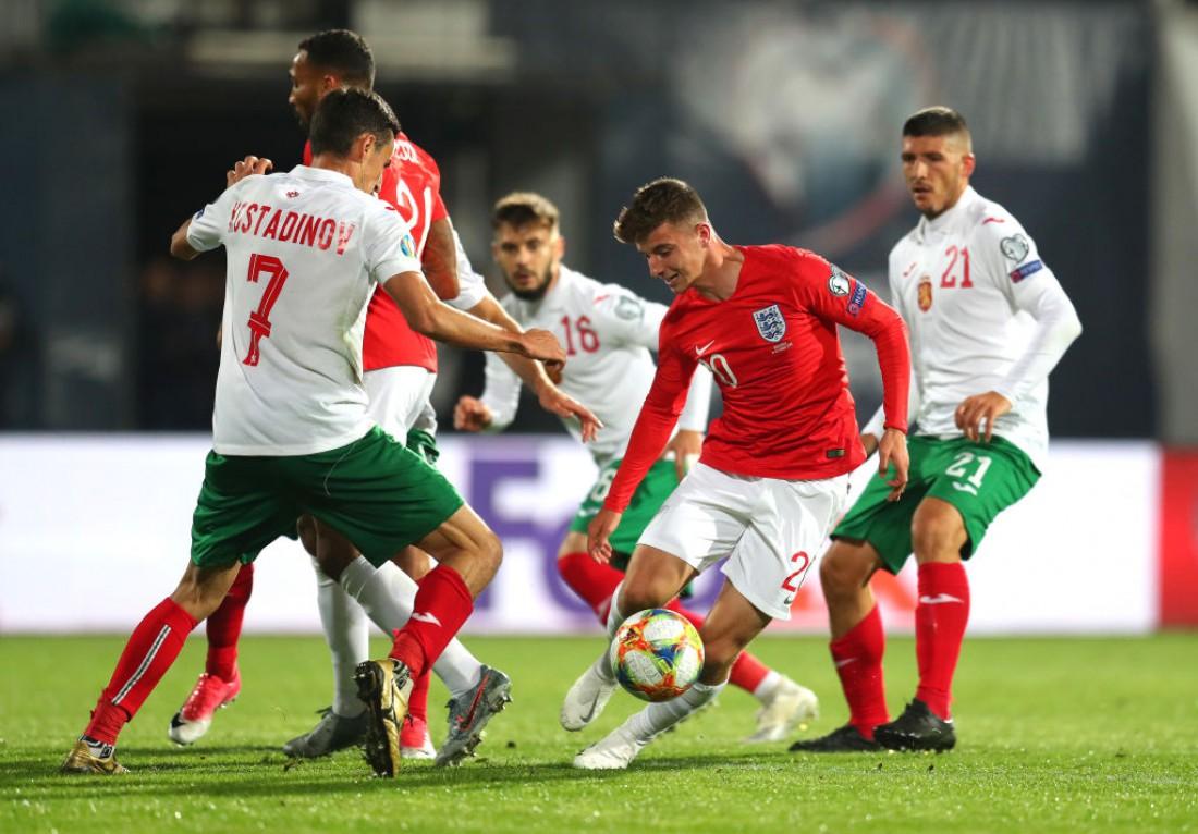 Болгария крупно обыграла Англию