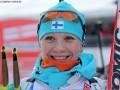 Сергей Седнев и Валя Семеренко стали призерами Рождественской гонки