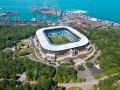 Заря будет играть в Лиге Европы в Одессе
