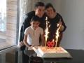 Роналду отпраздновал свой день рождения с мамой