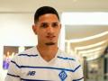Динамо подписало контракт с Эриком Рамиресом