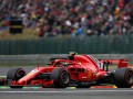 Райкконен показал лучший результат на второй практике Гран-при Бельгии
