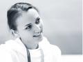 Красотка пятницы: Очаровательная украинская гимнастка Анна Ризатдинова