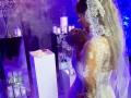 Красотка в белом: Известная российская теннисистка показала свои свадебные фото