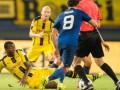 Гол Мхитаряна не спас МЮ от разгромного поражения в матче с Боруссией
