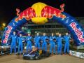 Red Bull Kart Fight: в Киеве определили чемпиона страны по картингу среди любителей