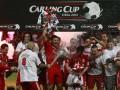 Ливерпуль завоевал Кубок Английской лиги