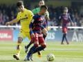Барселона не сумела обыграть на выезде Вильярреал
