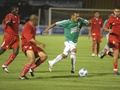 Два игрока одного колумбийского клуба подрались во время матча
