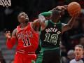 НБА: Чикаго нанес поражение Бостону, Майами сильнее Бостона
