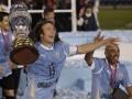 Фотогалерея: Монументальный триумф. Сборная Уругвая выиграла Копа Америка-2011
