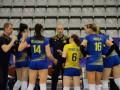 Украинские волейболистки с победы начали отбор на чемпионат Европы