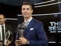 У ФИФА украли часы, которые предназначались Роналду
