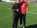 Украинский новичок Атлетико Мадрид провел первую тренировку
