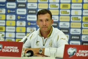 Шевченко не включили в список участников слушания по делу о судьбе матча Швейцария - Украина